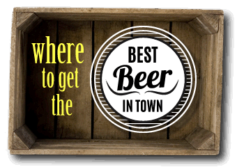 Where to find the best beer in town